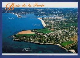 29 LA FORET-FOUESNANT Superbe Baie Abritée Propice Aux Plaisirs De La Plage Et De La Mer - La Forêt-Fouesnant