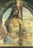 Siena - Pinacoteca.  Jesus At The Columm.    # 01597 - Jesus