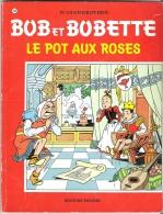 Bob Et Bobette N° 145 Le Pot Aux Roses 1976 - Bob Et Bobette