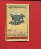 BANANIA SALVY COURBEVOIE VERNON IMAGE MACHINE A ECRIRE DACTYLOTYPE DACTYLO  REMINGTON - Unclassified
