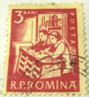 Romania 1960 Industrial Scholars 3b - Used - Oblitérés