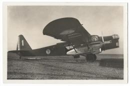 """ISTRES-AVIATION (Bouches Du Rhône) - """"Potez 540""""  Avion De Reconnaissance Et De Bombardement - Combier Macon - 1919-1938: Entre Guerres"""