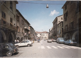 MILLESIMO-SAVONA -PIAZZA ITALIA-D'EPOCA ORIGINALE 100% - Savona