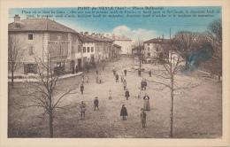 PONT DE VEYLE - Place Bellecour - France