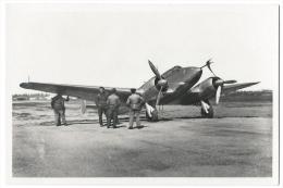 """ISTRES-AVIATION (Bouches Du Rhône) - """"Potez 63"""" Vue De L'avant - Combier Macon - 1919-1938: Entre Guerres"""