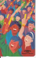 SINGAPORE(GPT) - Youth Revelry 3, CN : 15SIGC, Used - Singapore