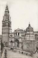 Spain Postcard - Toledo - Saint Mary Of Toledo, Roman Catholic Cathedral, Castilla-La-Mancha, Spain  AA704 - Toledo