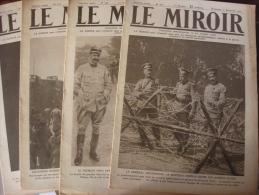 LE MIROIR  (Publication Hébdomadaire) 1917 - 1914-18