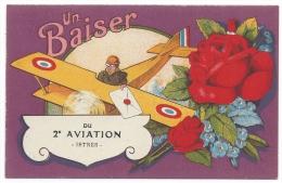 ISTRES-AVIATION (Bouches Du Rhône)-  Un Baiser Du 2ème Aviation Istres - GH Paris - 1919-1938: Entre Guerres