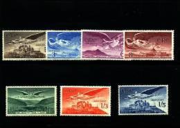 IRELAND/EIRE - 1948  AIR  SET MINT NH - 1937-1949 Éire