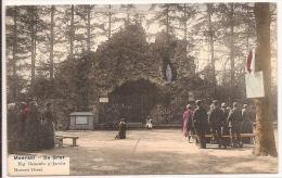 MEERSEL DE GROT Stempel Meerle 1908 - Hoogstraten