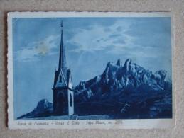 Tn1283)   Dolomiti -  Fiera Di Primiero Verso Il Cielo - Sass Maor - Trento