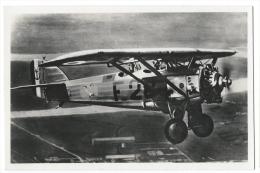 """ISTRES-AVIATION (Bouches Du Rhône)- Avion D'entrainement En Vol """" Morane 230"""" - Combier, Mâcon - 1919-1938: Entre Guerres"""