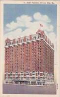 Hotel President Kansas City Missouri 1950