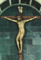 Firenze  Basillica Di S. Maria Novella.  Wooden Crucifix   # 01623 - Jesus