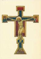 Firenze  Basillica Di S. Maria Novella.   Crucifix   # 01624 - Jesus