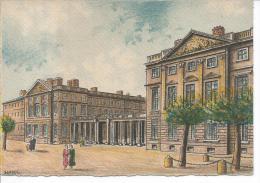 COMPIEGNE - Façade Du Palais - Illustrateur BARDAY - - Barday