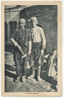 """ALBANIA VALONA Muratori Albanesi 1919 """"Verificato Per CENSURA"""" ANNULLO Posta Militare 115 - Albania"""