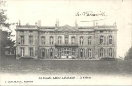 LE BOURG SAINT LEONARD  - 61 -  Le Chateau - 150813 - France