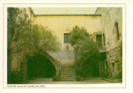 Sanluri (CA) - Interno Del Castello (foto 1990) - Altre Città