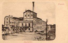 [DC8375] ROVIGO - FICAROLO - ZUCCHERIFICIO - Old Postcard - Rovigo