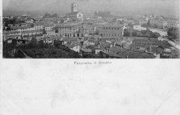 [DC8384] SONDRIO - PANORAMA DI SONDRIO - Old Postcard - Sondrio