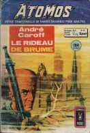 ATOMOS N° 26 BE AREDIT COMICS POCKET 08-1974 - Arédit & Artima