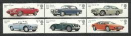 Groot-Brittannie 2013 Cars Legends  3904/3909 *** - 1952-.... (Elizabeth II)