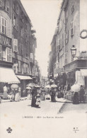 ¤¤  -     180   -  LIMOGES   -  La Rue Du Clocher   -   Marché   -  ¤¤ - Limoges