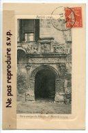 - Barjols - Porte Du Marquis De Pontévés, En 1910, Joli Carte, écrite, BE, Scans.. - Barjols