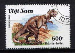 VIETNAM REP. SOC. - N° 1100B° - FAUNE PREHISTORIQUE - Vietnam