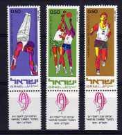 "Israel - 1971 - 9th ""Hapoel"" Games - MH - Israel"