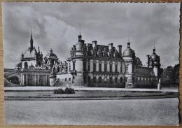 France - Chantilly - Le Chateau, Facade Nord-Est - Editor: Jean Bernard - Chantilly