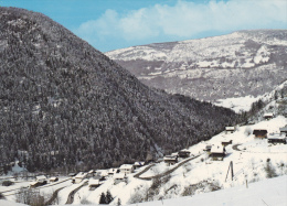 AILLON LE JEUNE (73) - Le Lotissement De La Mense - En Fond, Le Margeriaz - Frankreich