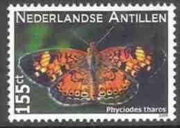 Nederlandse Antillen 2009 Mi 1732 ** Phyciodes Tharos : Pearl Crescent / Croissant Perlé - Vlinders