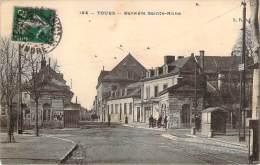 37 - Tours - Barrière Sainte-Anne (café, Hotel-restaurant) - Tours