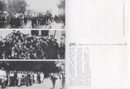 Yugoslavia, Macedonia, Strikes And Demonstrations In Macedonia, Ohrid, Veles, Skopje  00477 - Manifestazioni