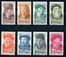 """1601 - PORTUGAL Postfrisch - Mi.Nr. 673-680 """"Seefahrer"""" - Complete Mnh Set - Ungebraucht"""