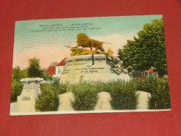 LEOPOLDSBURG - BOURG-LEOPOLD  -   Gedenkteken Aan De Gesneuvelden - Monument Aux Morts Pour La Patrie - Leopoldsburg