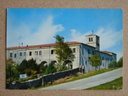 Cb1021)  Santuario Santa Maria Della Libera - Padri Domenicani - Cercemaggiore - Campobasso