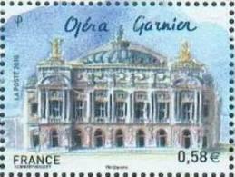 France 2010 - Paris, Opéra Garnier / Paris,  Garnier Opera House - MNH - Musique