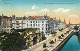 Tchequie -ref 122- Olomouc -carte Bon Etat  - - Tchéquie