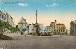 Tchequie -ref 121- Olomouc -carte Bon Etat  - - Tchéquie