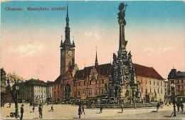 Tchequie -ref 120- Olomouc -carte Bon Etat  - - Tchéquie