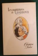 LES MEMOIRES DE CASANOVA  CASANOVA A PARIS - Histoire