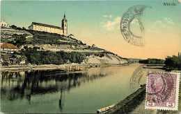 Tchequie -ref 114- Melnik  -carte Bon Etat  - - Tchéquie