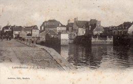 Cpa -     LANDERNEAU -  Le Pont     ::::: édit. Andrieu :::: - Landerneau
