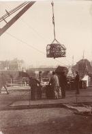 Photo Original 1904 DIEPPE - Le Port (A33) - Dieppe