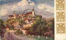 Tchequie -ref 74- Nove Mesto -carte Bon Etat  - - Tchéquie