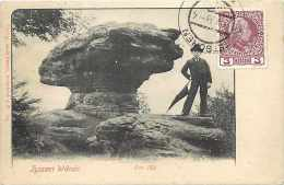 Tchequie -ref 70- Jyssaer Wande - Carte Bon Etat   - - Tchéquie